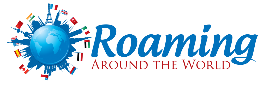 Roaming Around the World logo