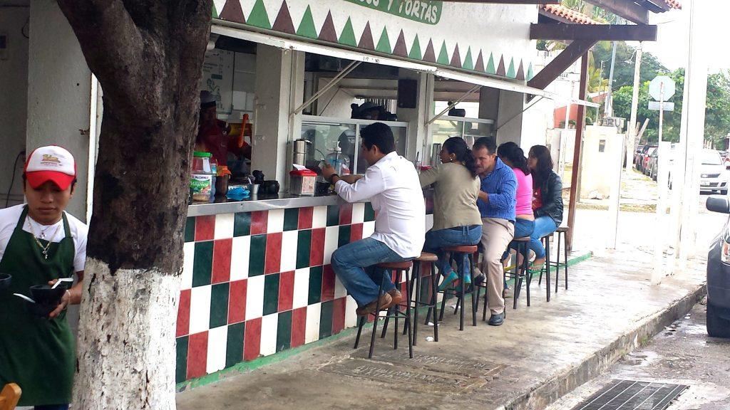restaurant Wayen'e tacos Merida