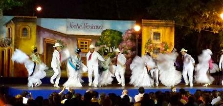 Concert in Merida