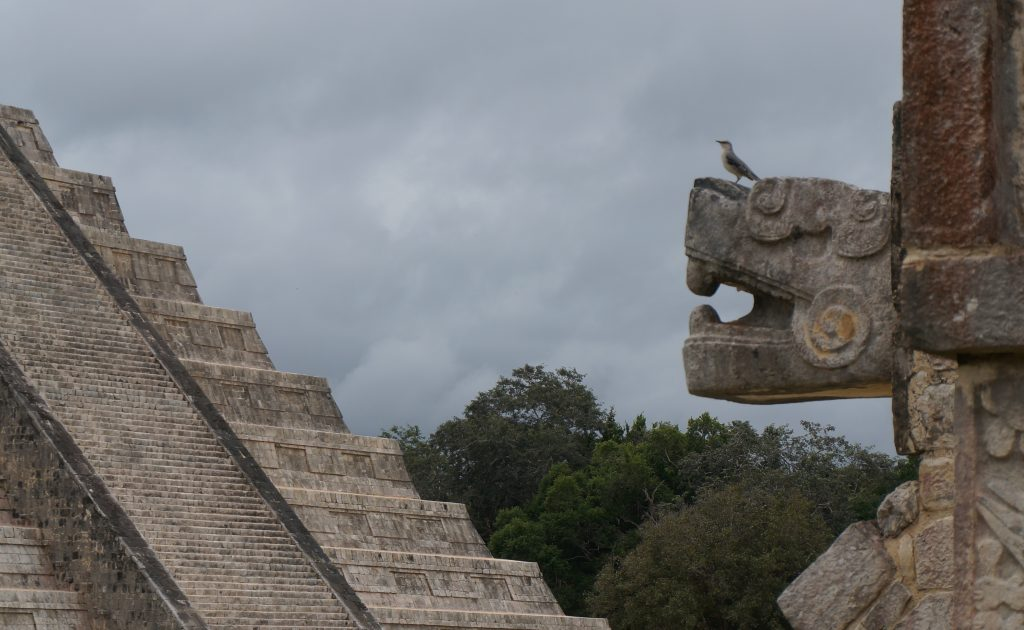 Chitzen Itza ruins is a popular day trip from Merida