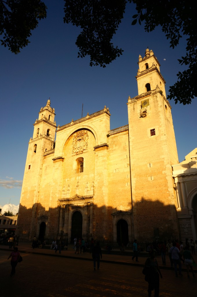 Catedral de San Ildefonso Merida is one of one of the Merida attractions near the plaza grande