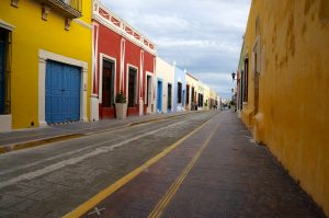 Campeche can be a nice day trip from Merida Mexico