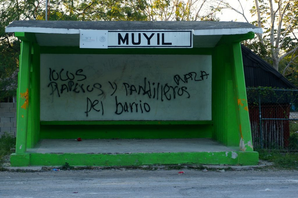 Muyil Bus Station