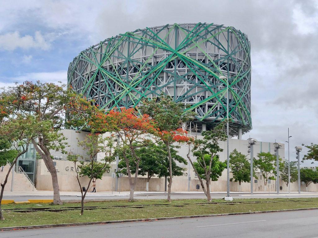 Gran Museo de Mundo Maya Merida - the Mayan World Museum is a great thing to do in Merida Mexico