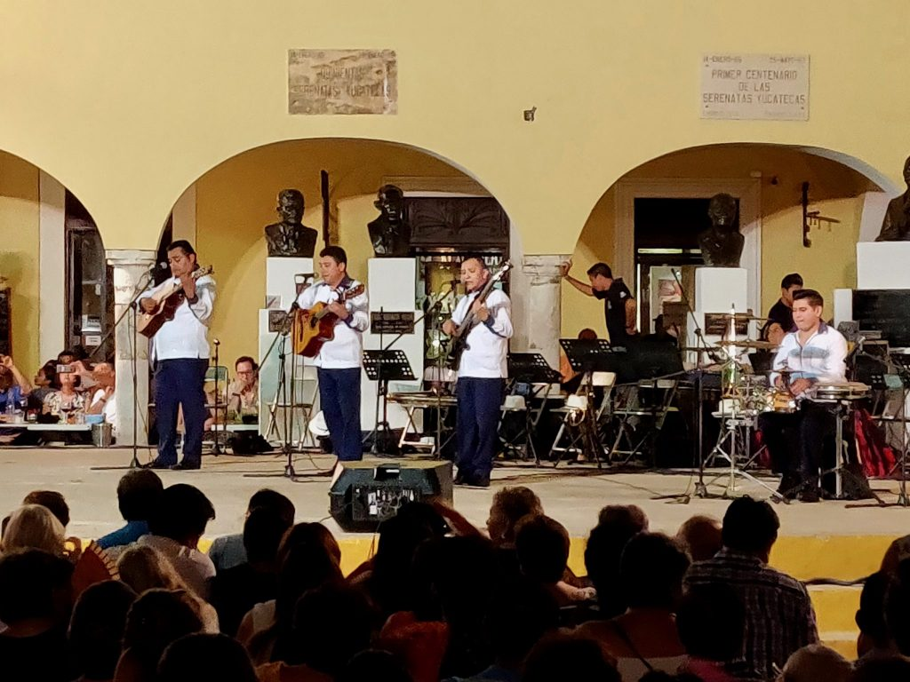 Yucatecan Serenade is a perfect idea for things to do in Merida on a Thursday