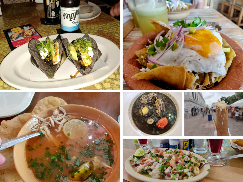 Where to Eat in Merida Mexico