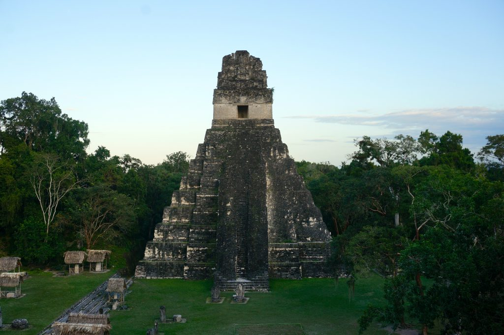 Tikal Temple One