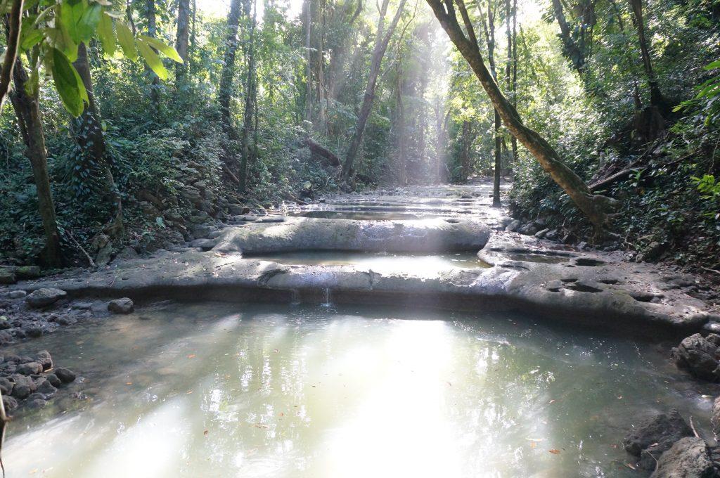 Siete Altares in Livingston Guatemala