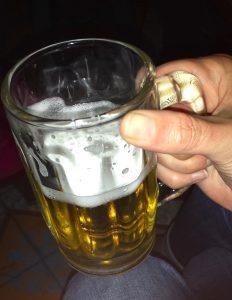 Beer mug guatemala
