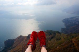 Paragliding Lago Atitlan Guatemala