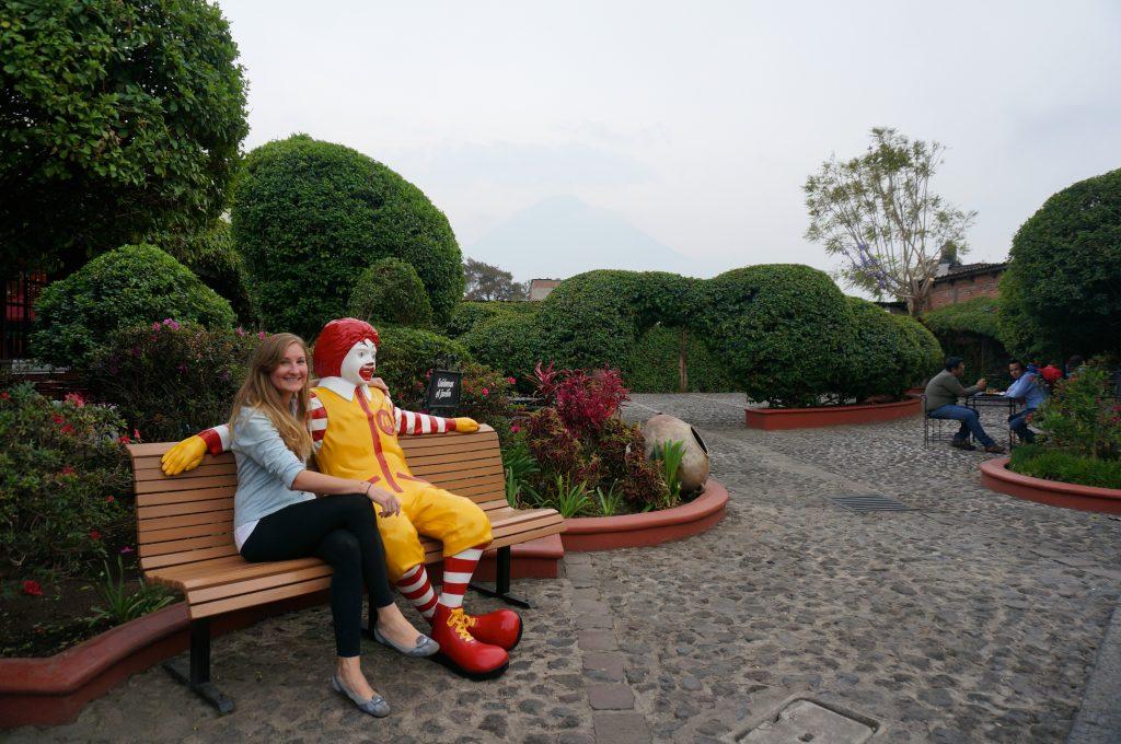 Antigua Guatemala McDonalds
