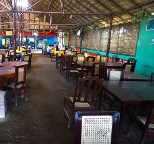 Las Colinas restaurant in Granada, Nicaragua