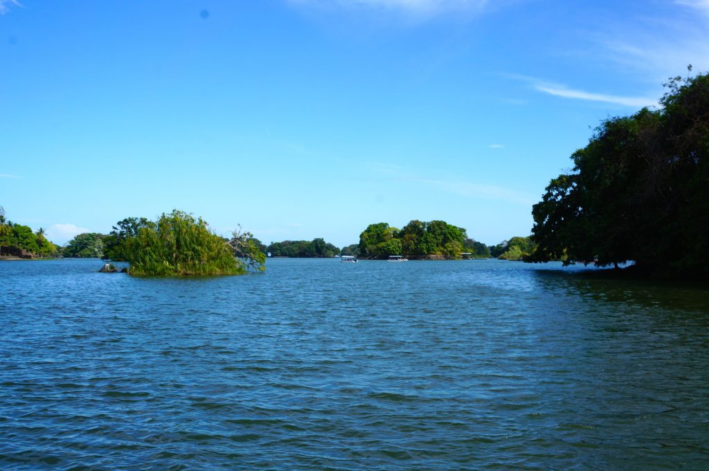 Isletas boat tour is one of the best things to do in Granada Nicaragua