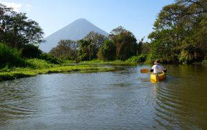 Kayaking Rio Istiam