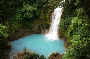 Rushing Around Costa Rica, Part 1: The Waterfall Edition