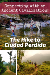 Ciudad Perdida (Lost City) is an ancient archaeological site once inhabited by the Tayrona civilization, thought to have been founded in 800 AD. The site is located in the remote Colombian jungle and is only accessible by a multi-day trek. Here's everything you need to know before embarking on this epic journey!