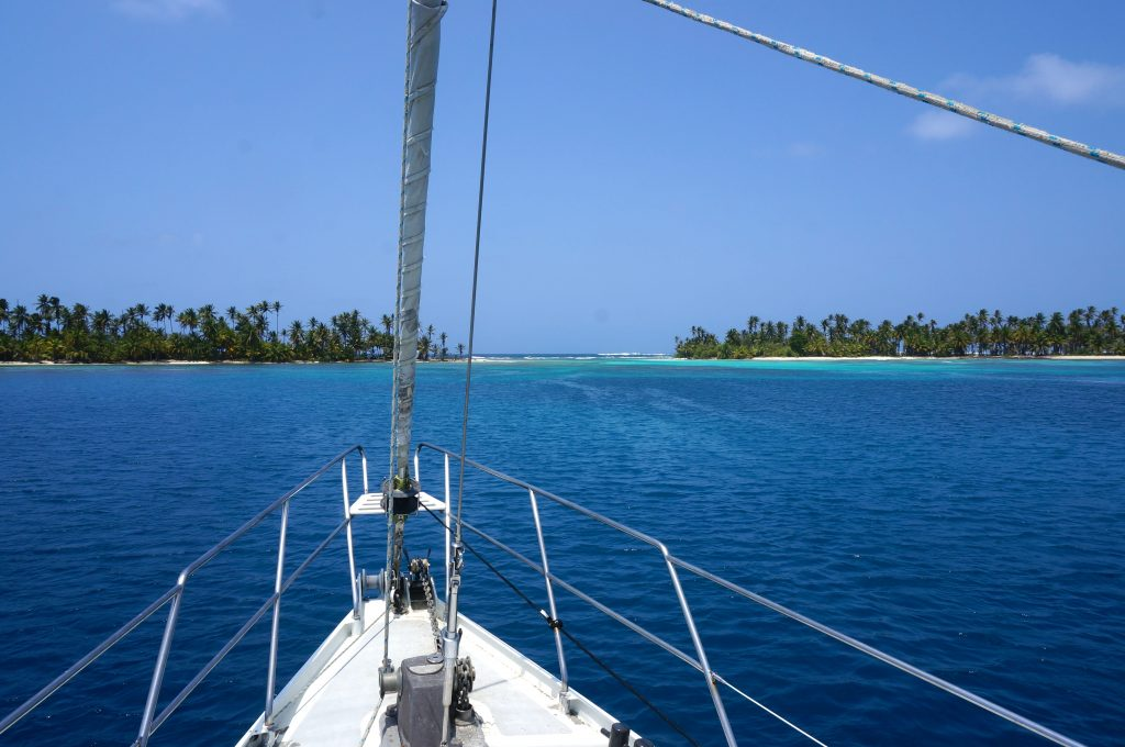 Sailing San Blas Islands Panama