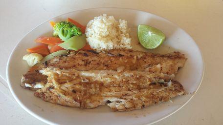 pescado ajillo
