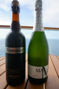 BYOB beer and wine can be one legal way to drink cheap on a cruise ship