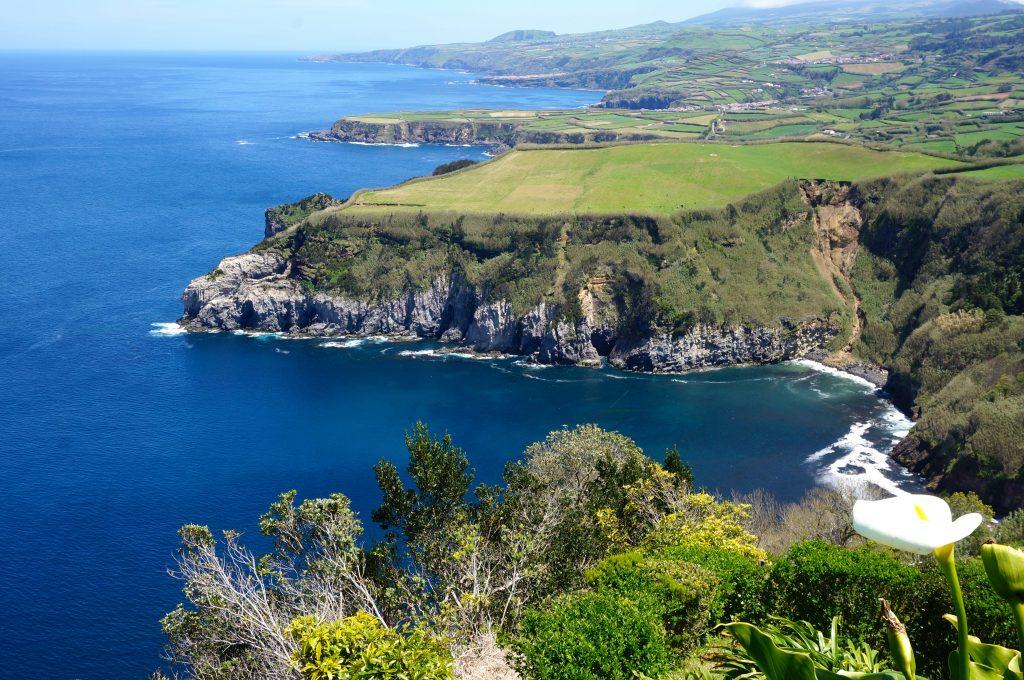 Azores sao migual island