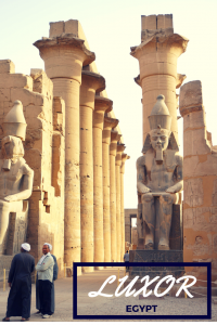 Exploring the fascinating temples in Luxor, Egypt is a highlight when on a Nile Cruise. Here is our Nile Cruise review of the voyage between Luxor and Aswan with tips, recommendations, and costs!