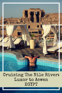 M/S Amarco II Nile Cruise review and photos of the voyage between Luxor and Aswan, Egypt with Nile cruise tips, recommendations, and costs.