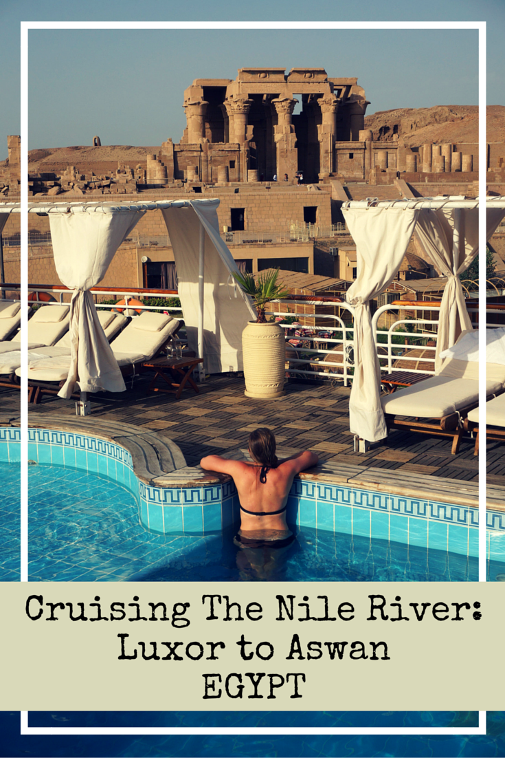 M S Amarco Ii Nile Cruise Review And Photos