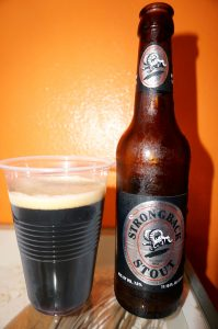 Strongback Stout in the Bahamas is a decent beer you can find that's inexpensive in the popular port of Nassau