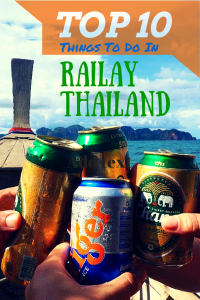 Top 10 Things To Do In Railay, Thailand