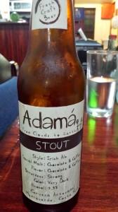 Adama Coffee Stout