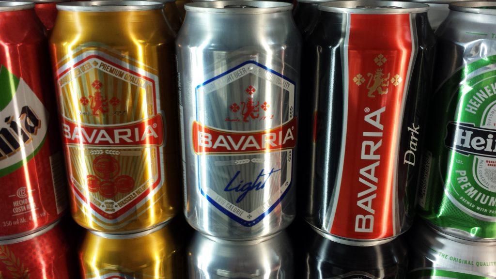 Bavaria Beer Costa Rica