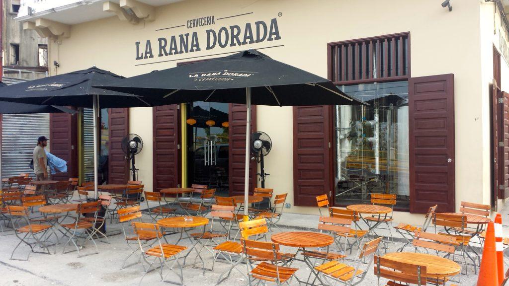 La Rana Dorada Brew Pub