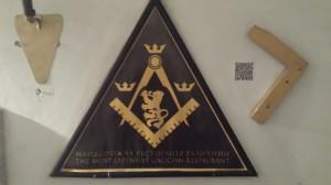 sign of masonry