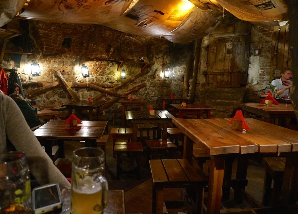Lviv restaurant