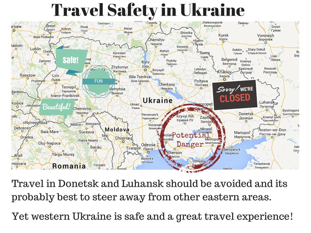 Is Ukraine Safe for Travel
