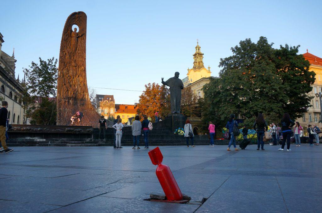 Lviv Ukraine park