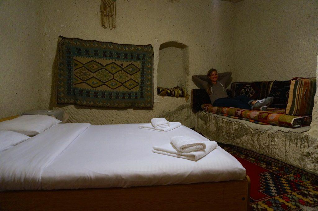 Cappadocia Cave Hotel - cave Life