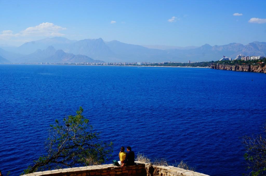 Antayla harbor