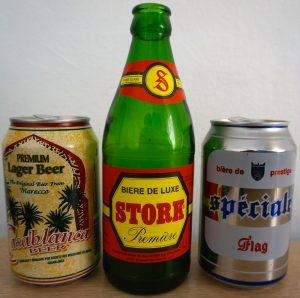 Beers Around Morocco