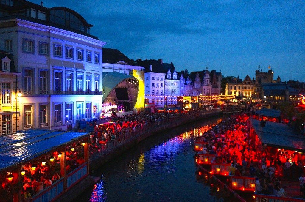 Ghentse Festen Ghent, Belgium
