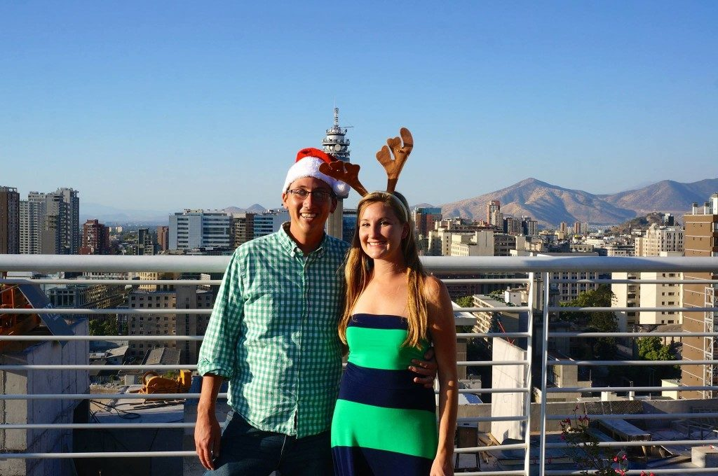 Christmas in Santiago