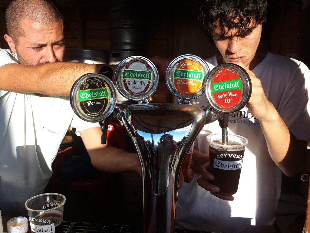 Puerto Montt Fiesta de la Cerveza (Beer Festival)