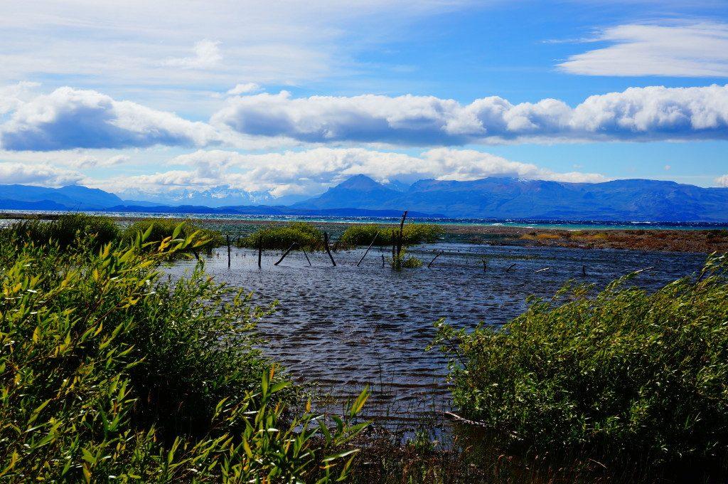 Lago Buenos Aires in Los Antiguos
