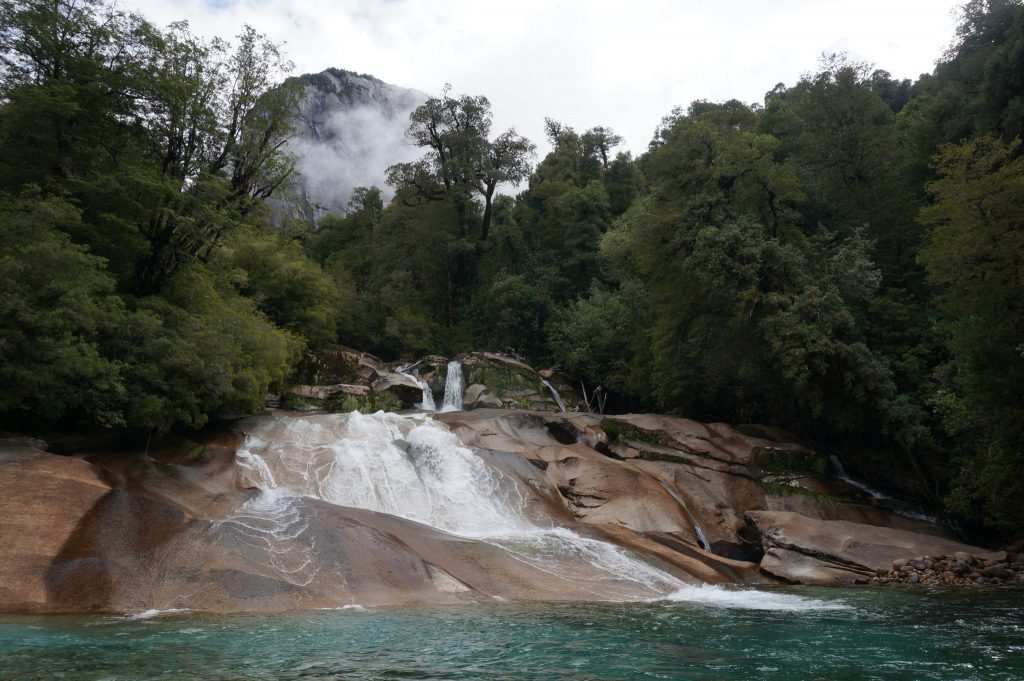 La Junta Cascades