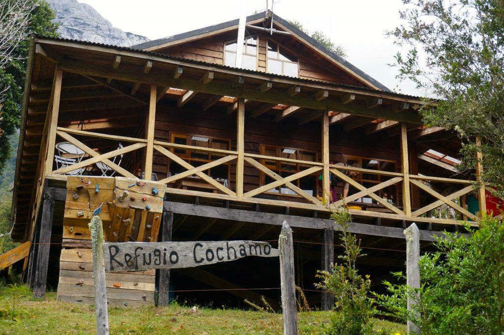 Refugio Cochamo
