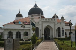 local Mosque in George Town Penang