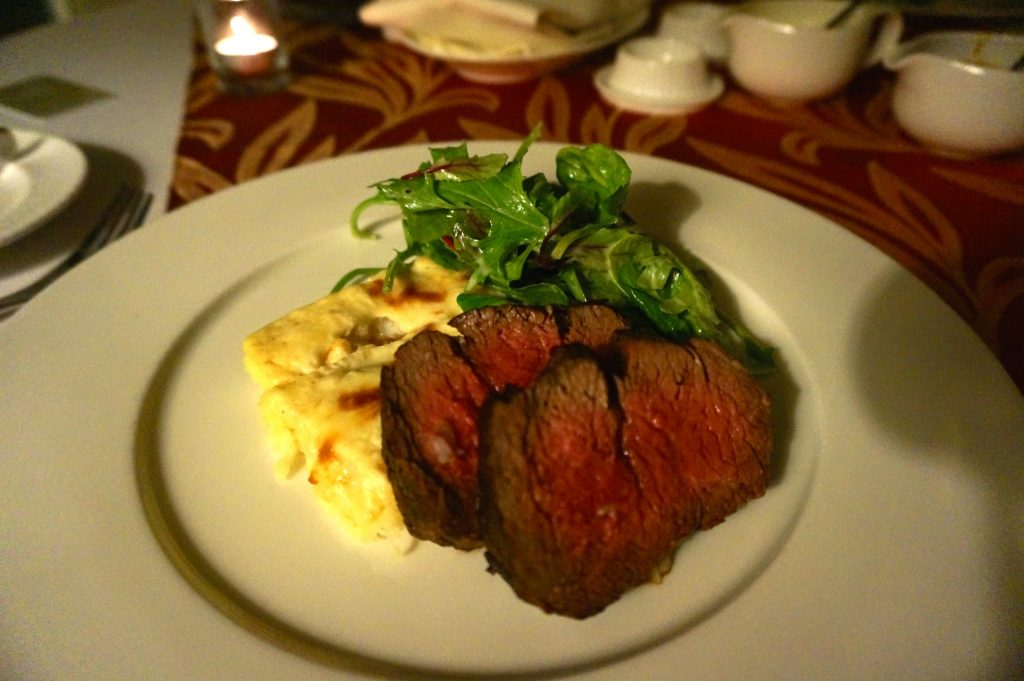 chateaubriand at The Danna Langkawi The Planters restaurant