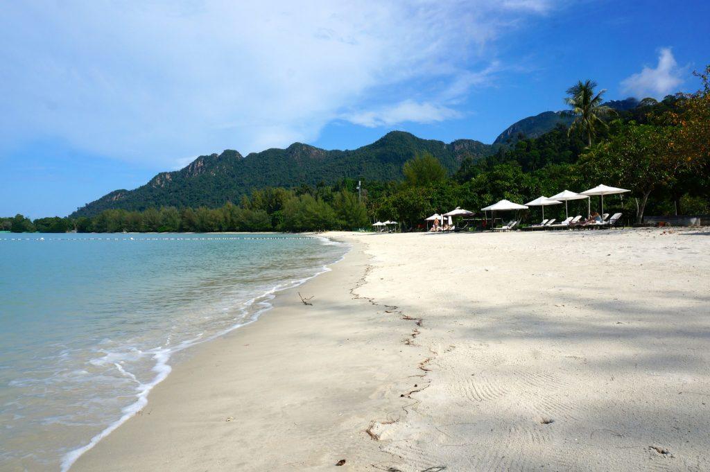 The Beach at the Danna Langkawi