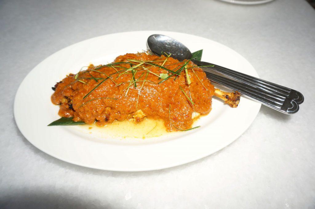 Chicken Percek at The Danna Langkawi