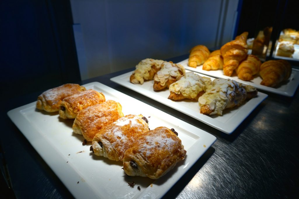 breakfast pastries at The Danna Langkawi
